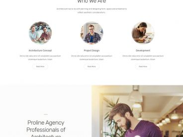 themerex-lineagency theme